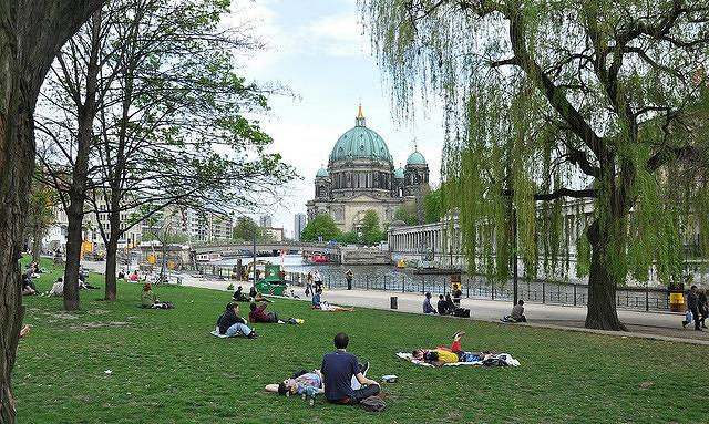 Abends berlin romantische orte Romantische Orte: