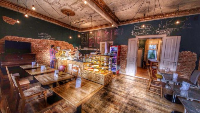 Cafe Kleine Mensa Berlin
