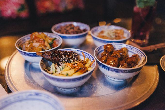 Vietnamesische Tapas und Bowls bei 1990 Vegan Living | Mit Vergnügen ...