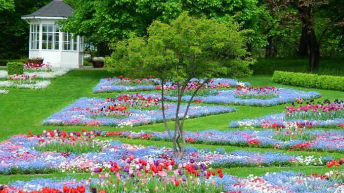 Britzer Garten Ostersonntag