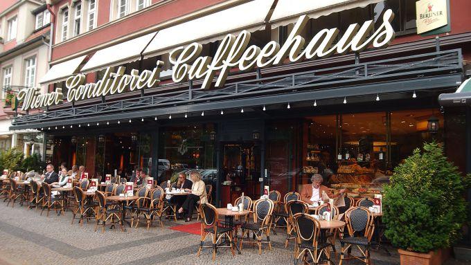 Wiener Cafe Berlin Neu Westend