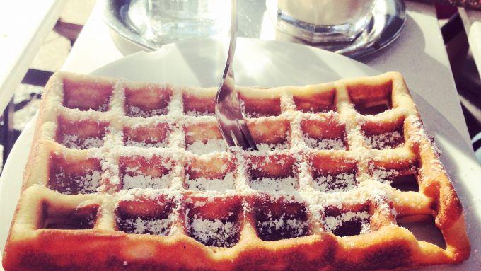 11 caf s die richtig leckere waffeln machen mit for Kuchen hoffmann