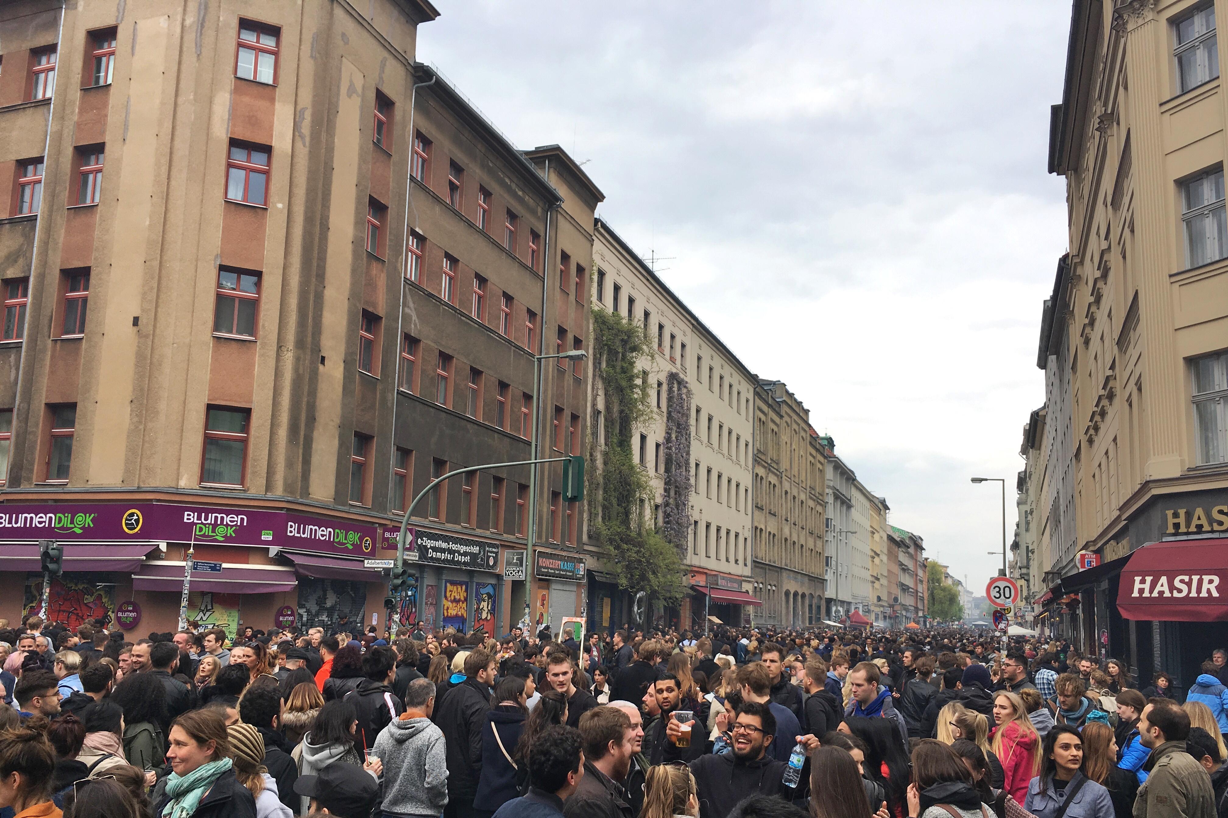 11 coole Events, die du rund um den 1. Mai in Berlin besuchen kannst