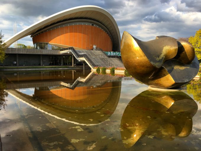 Tiergarten, Haus der Kulturen der Welt