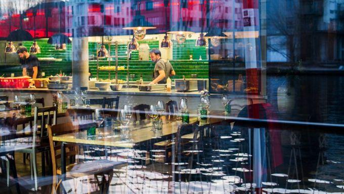11 Cafés und Restaurants in Friedrichshain, in denen ihr schön draußen essen könnt