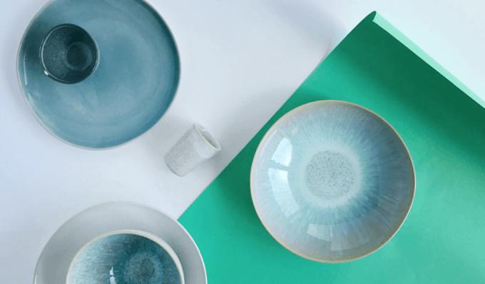 gutes essen braucht sch nes geschirr sample sale bei motel a mio mit vergn gen berlin. Black Bedroom Furniture Sets. Home Design Ideas