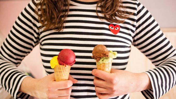 11 Eisdielen, in denen ihr auch im Winter Eis essen könnt