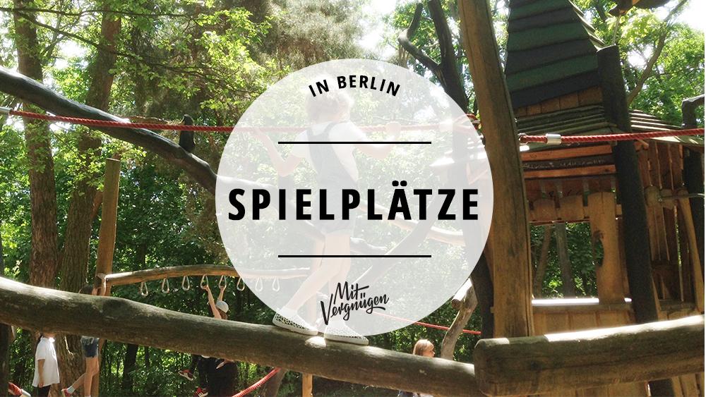 Klettergerüst Schiff : Die 11 schönsten spielplätze in berlin mit vergnügen
