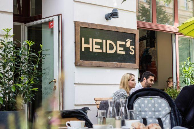 Frühstück Mit Italien Flair Bei Heides Deli In Prenzlauer Berg