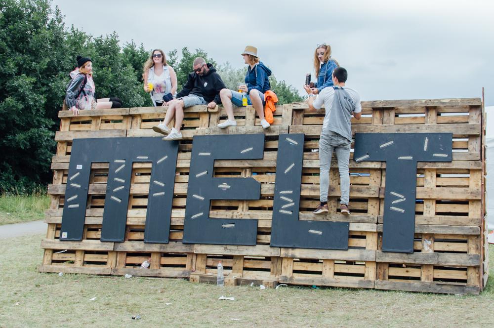 So war das Melt! Festival 2017