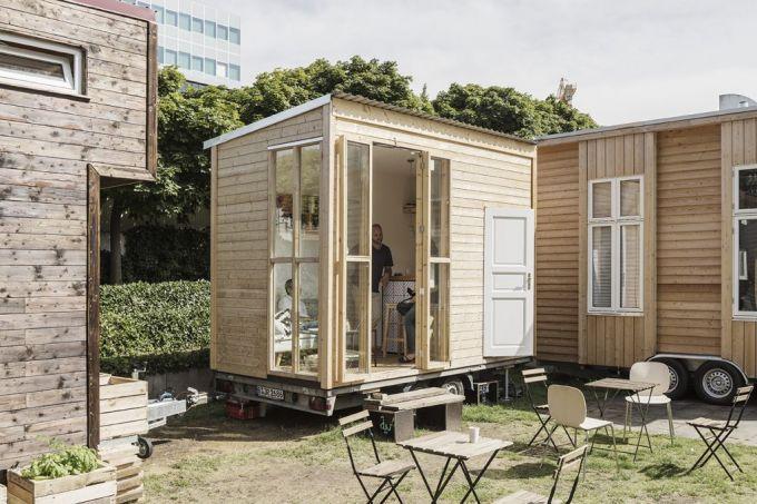 Die Tiny Foundation Bietet Einen Baukurs Fur Tiny Houses An Mit