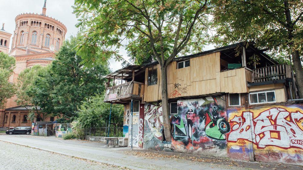 das baumhaus am bethaniendamm soll ein museum werden mit vergn gen berlin. Black Bedroom Furniture Sets. Home Design Ideas
