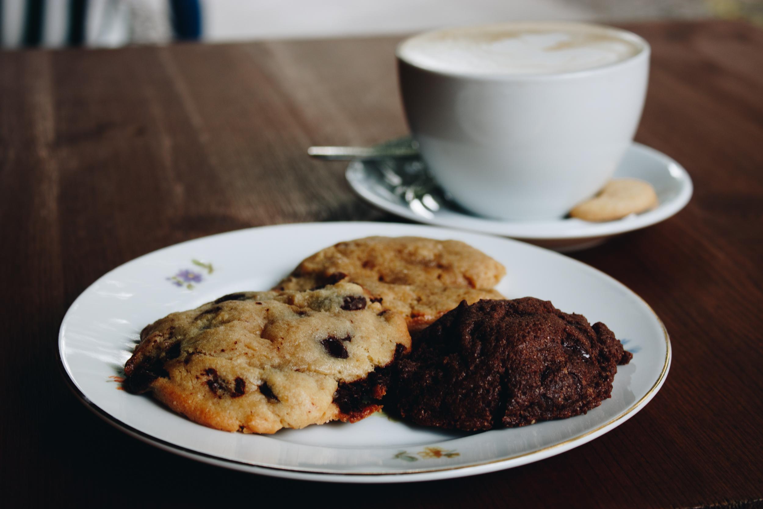 cookies und kaffee im cookies and co in prenzlauer berg mit vergn gen berlin. Black Bedroom Furniture Sets. Home Design Ideas