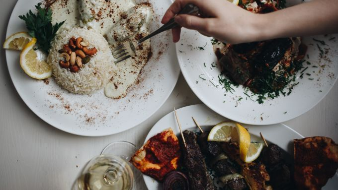 Orientalische Küche Berlin   11 Restaurants In Denen Ihr Fantastisch Arabisch Essen Konnt Mit