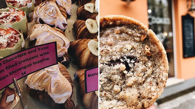 Cookies, Croissant, Prenzlauer Berg