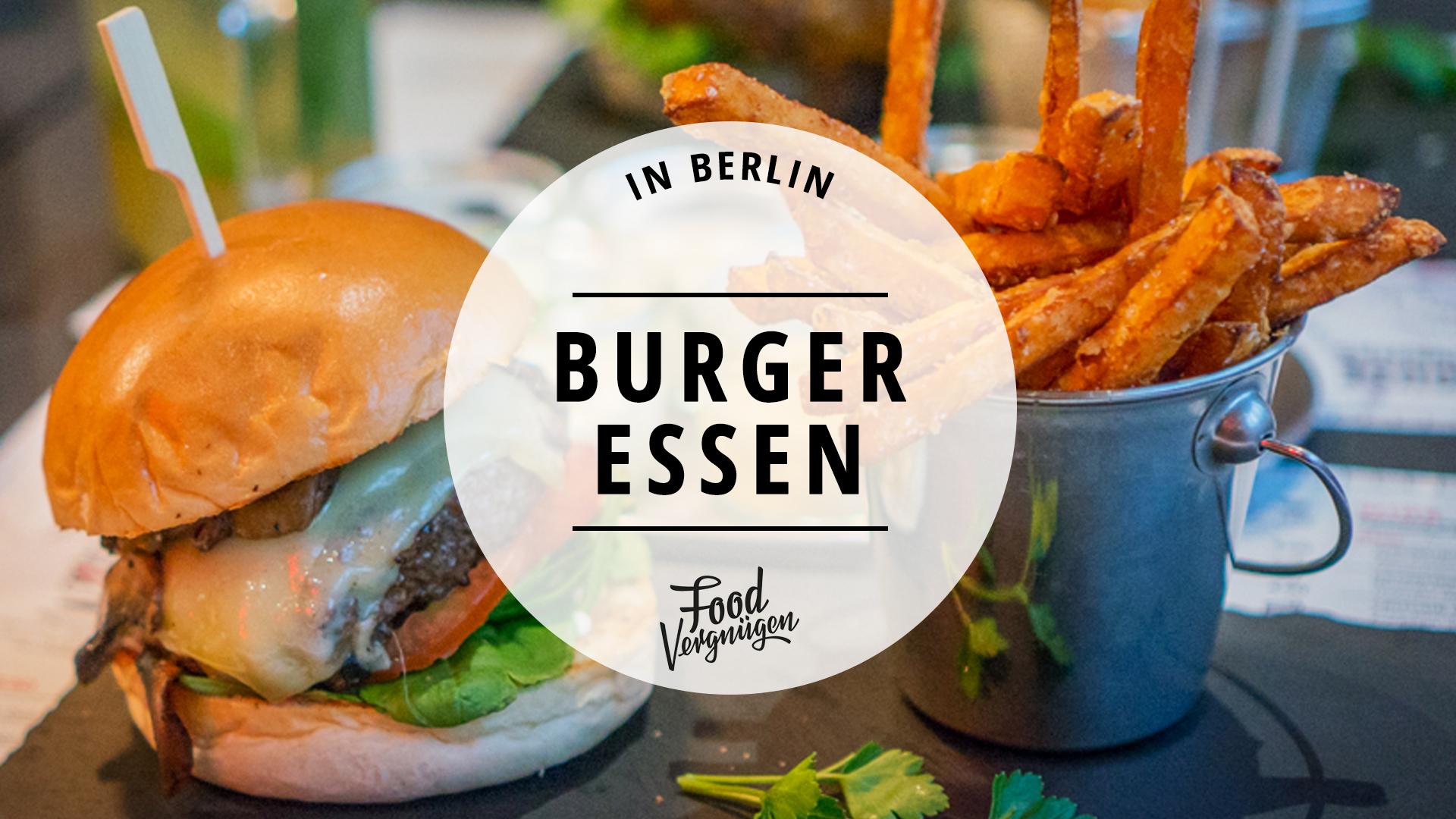 Kalifornische Küche und preisgekrönte Burger im Big Sur in Kreuzberg ...