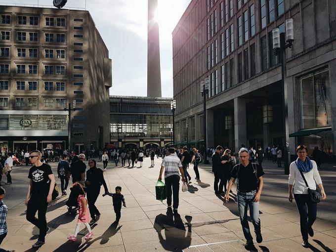 Warum Weniger Events Auf Dem Alexanderplatz Eine Echte Wohltat Waren Mit Vergnugen Berlin
