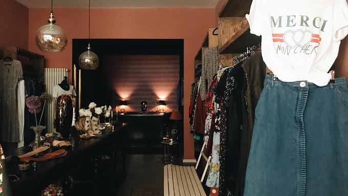 daliah hoffmann vintage kleider shoppen im kleinen laden