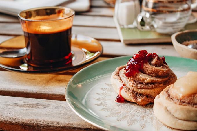 Iss Dich In Den Britisch Skandinavischen Himmel Im Café Valentin