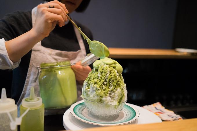 Im Tenzan Lab. Berlin bekommt ihr original japanisches Kakigōri-Eis ...