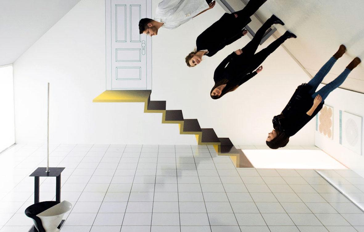 knick in der optik das museum der illusionen er ffnet in berlin mit vergn gen berlin. Black Bedroom Furniture Sets. Home Design Ideas