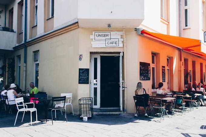Natas Hausgemachtes Brot Und Frühstück Im Unser Café In Prenzlauer