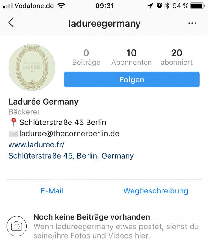 Hier Erfahrt Ihr Wann Sie Notwendig Ist: Macaron-Fans Aufgepasst: Ladurée Kommt Nach Berlin