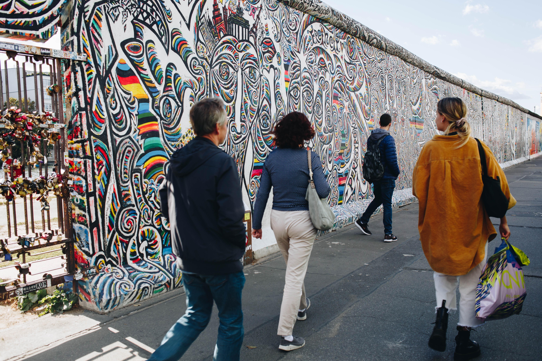 Die East Side Gallery steht endlich unter Denkmalschutz