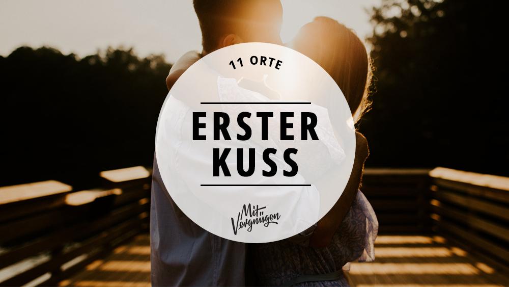 11 Orte in Berlin für einen erinnerungswürdigen ersten Kuss