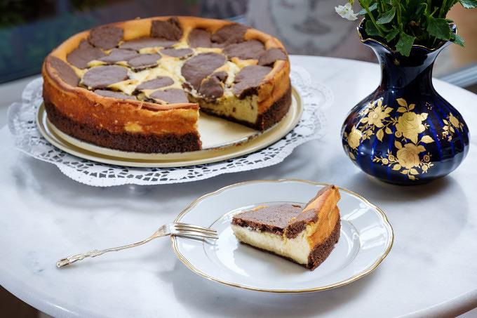 Made With Berchtesgadener Milch Russischer Zupfkuchen Nach Omas