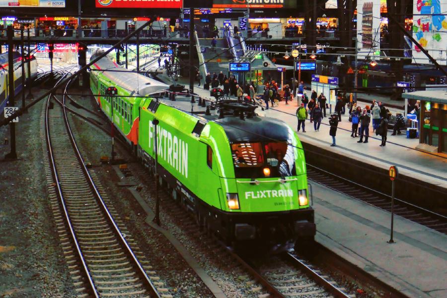FlixTrain kündigt neue Verbindungen ab Berlin an