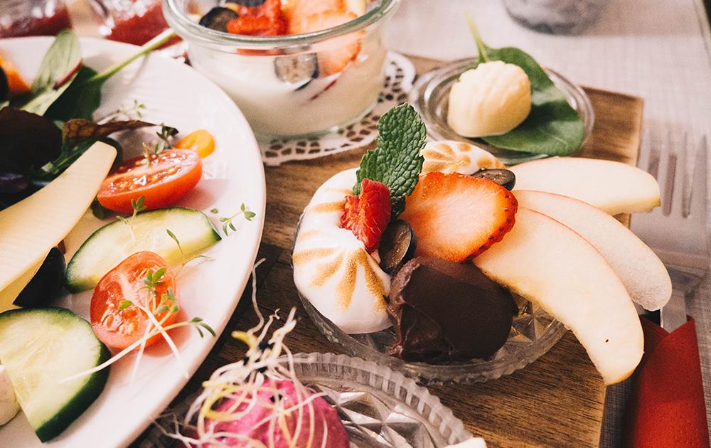 Frühstück, Kuchen, Zimtschnecken – im Zuckerstück wird alles selbst gemacht