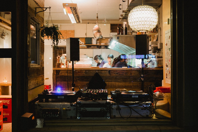 Japan trifft Libanon trifft Schweden: Fusion-Küche im O-Slow im Wedding