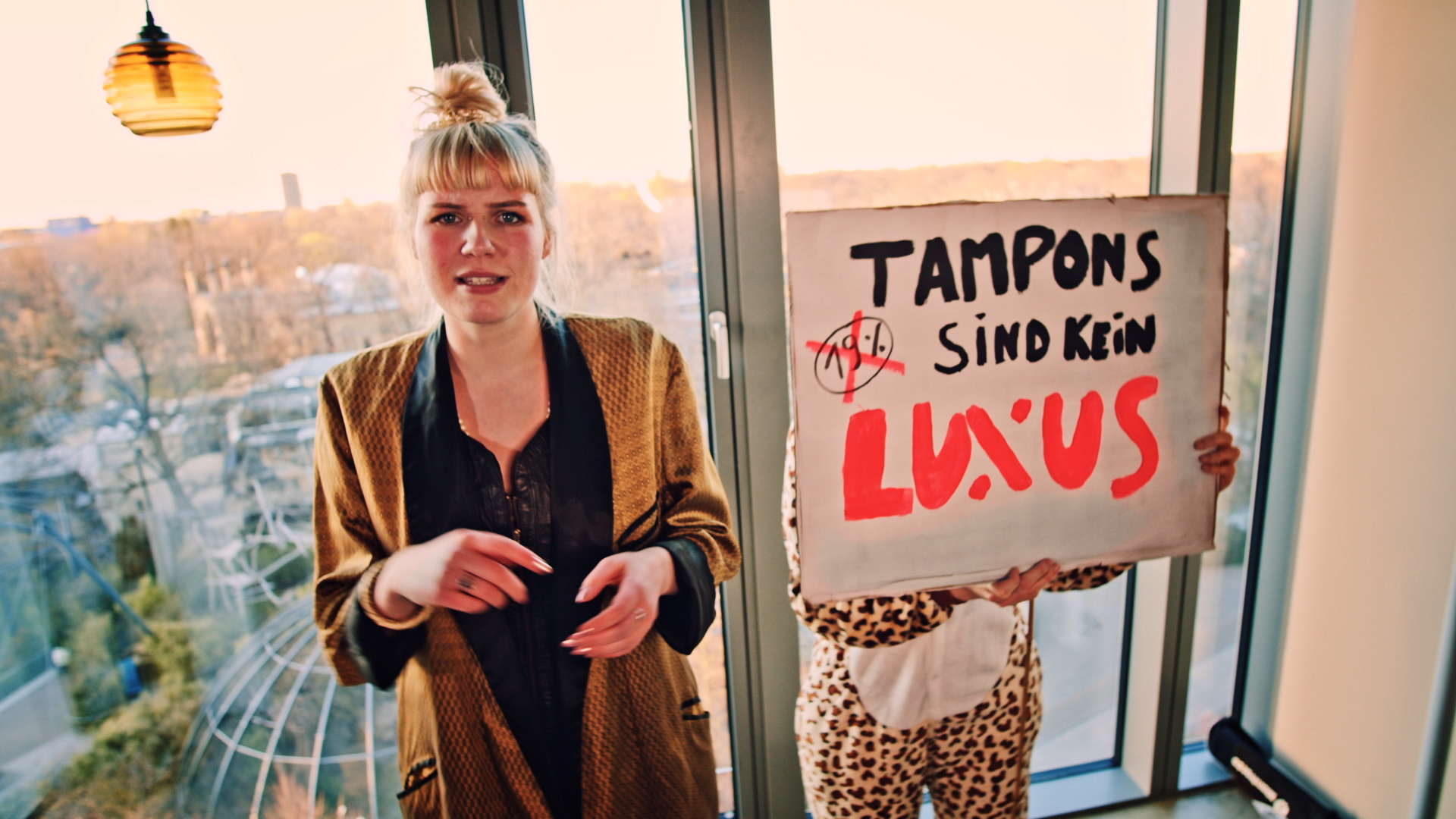 Wie diese Petition jetzt der Luxusbesteuerung von Periodenprodukten den Kampf ansagt