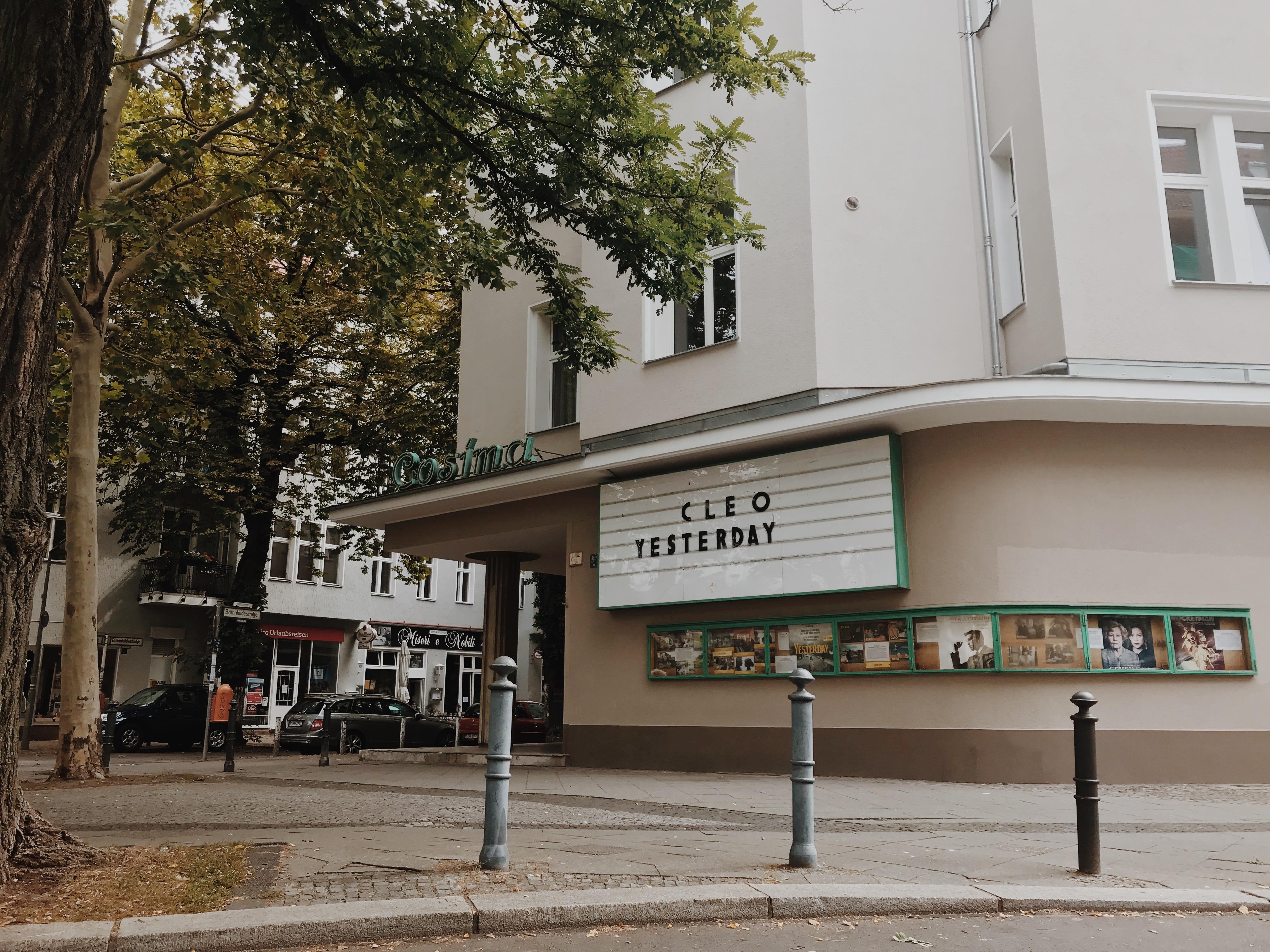 Kino Cosima Berlin