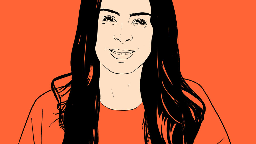 Lena Meyer Landrut ist zu Gast im Podcast Kleine Fragen von Mit Vergnügen und Spotify