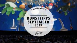 Kunsttipps 2019