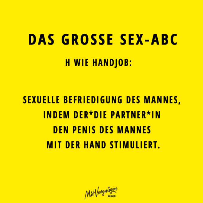 SEX.ABC. Handjob