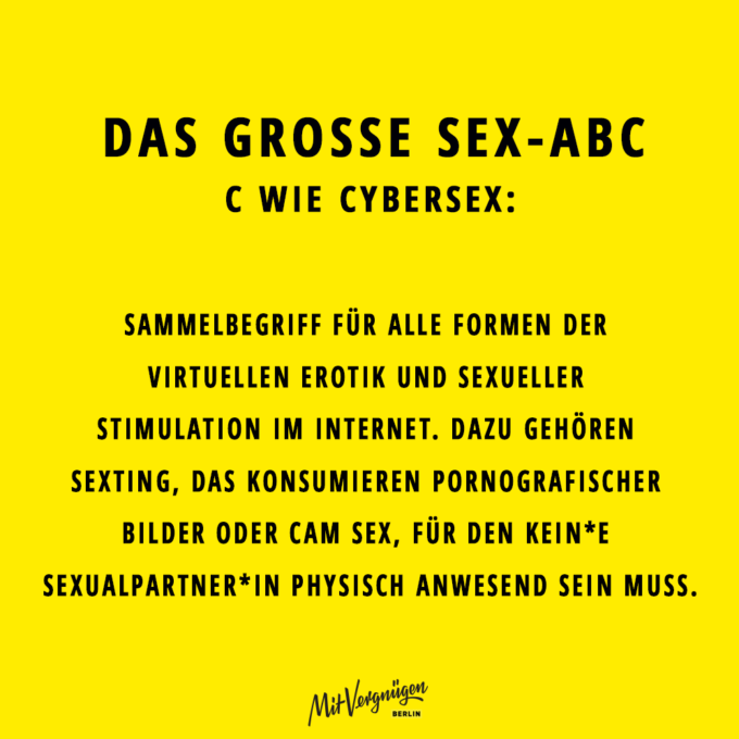 Cybersex, SEX-ABC