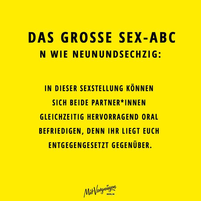 Neunundsechzig, SEX-ABC
