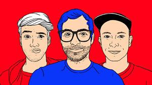 Kleine Fragen Podcast von Mit Vergnügen und Spotify
