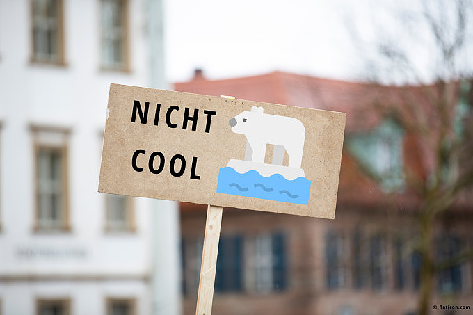 Globaler Klimastreik: 11 Schilder für die Demo in Berlin