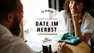 11 Ideen für ein perfektes Date im Herbst
