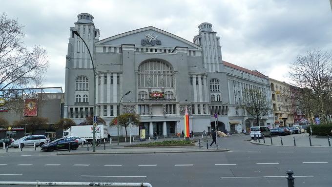 Metropol Club in Berlin Schöneberg