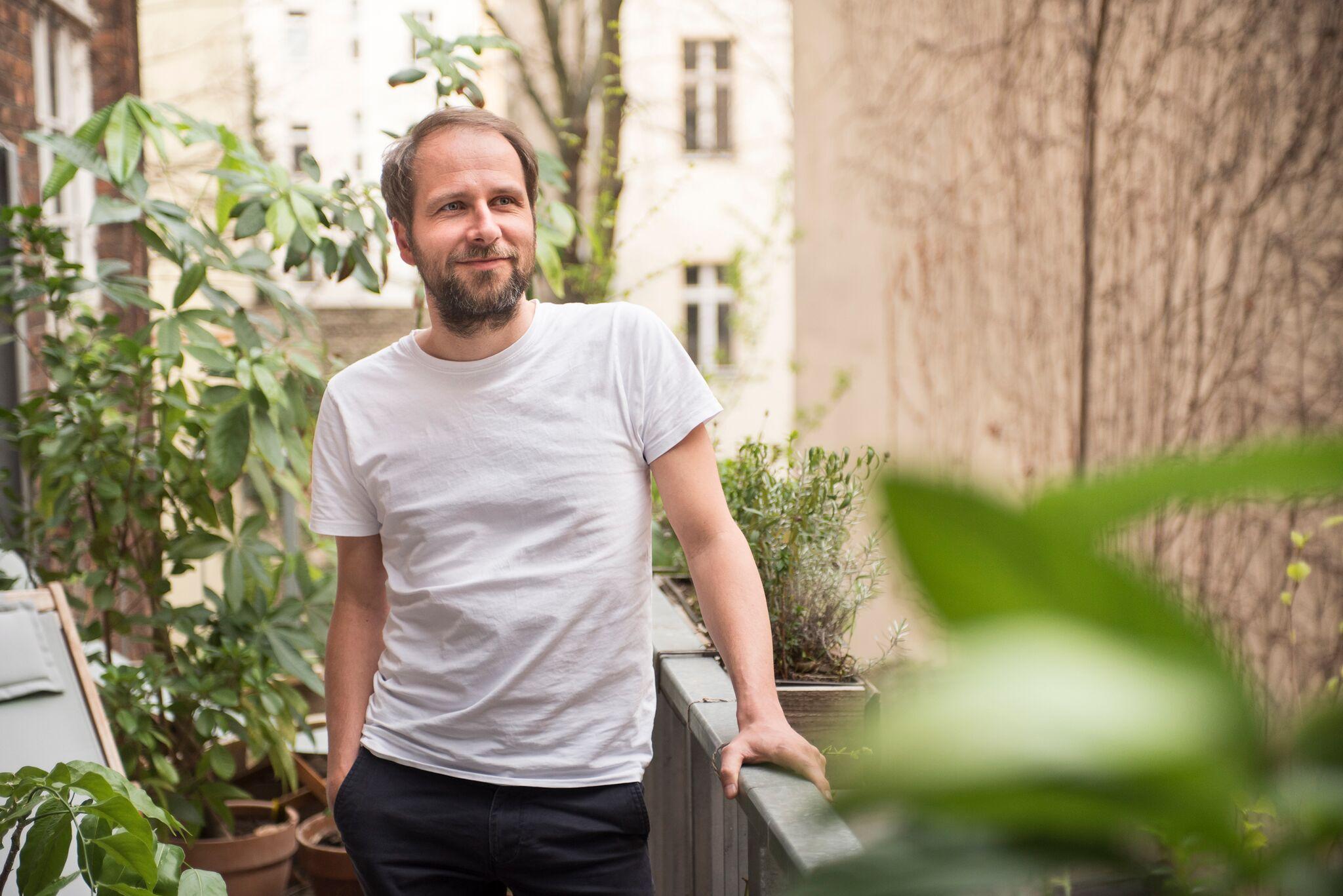 Warum möchtest du kein Millionär sein? – Christian Kroll von Ecosia im Hotel Matze
