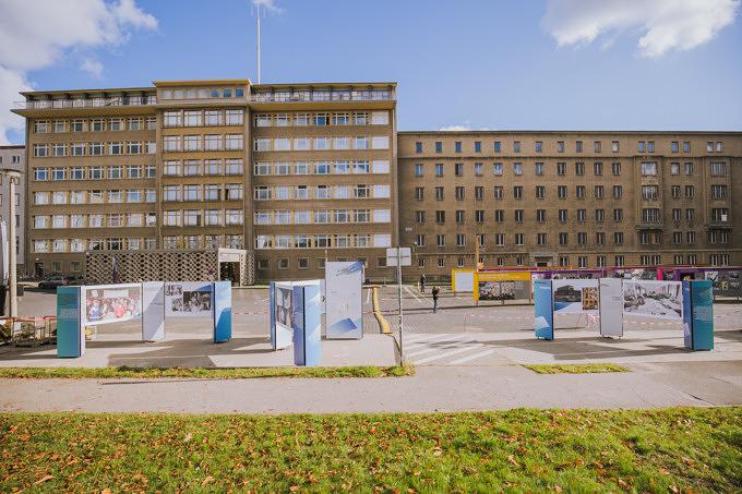 Stasi-Zentrale Berlin