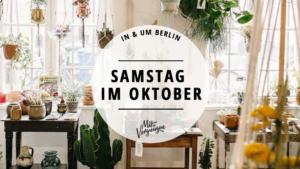 Samstag im Oktober