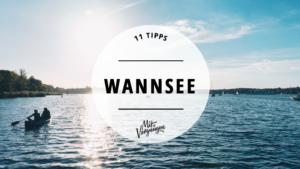 Wannsee Tipps, Wannsee Guide, Mit Vergnügen