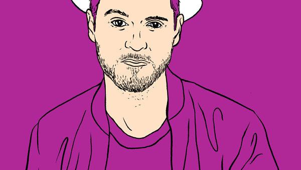 Johannes Oerding zu Gast im Podcast Kleine Fragen von Spotify und Mit Vergnuegen