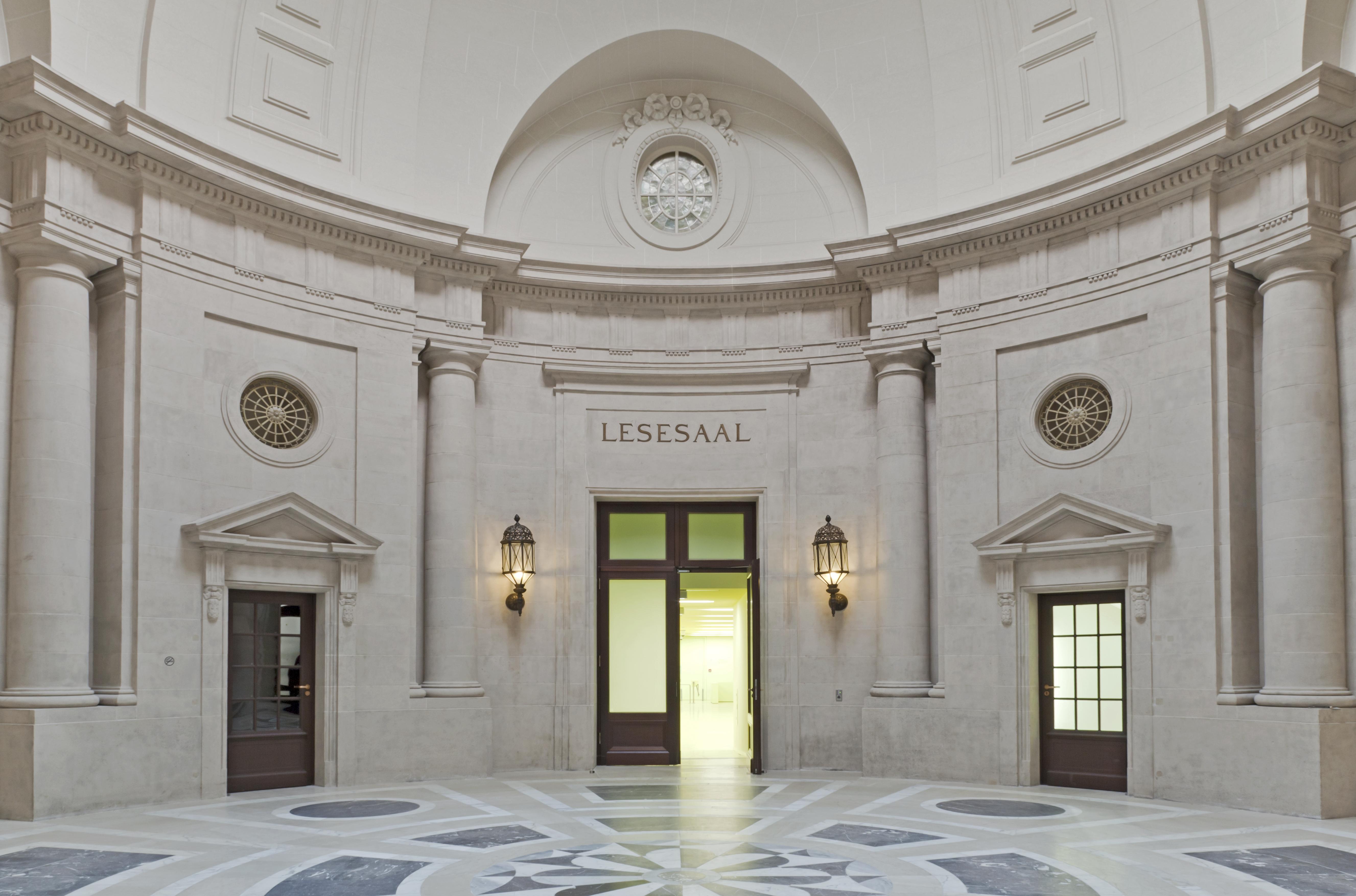 Nach 15 Jahren Umbau: Endlich erstrahlt die Staatsbibliothek unter den Linden wieder in voller Pracht
